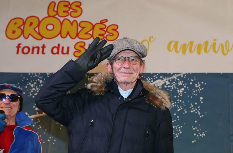 Le réalisateur Patrice Leconte