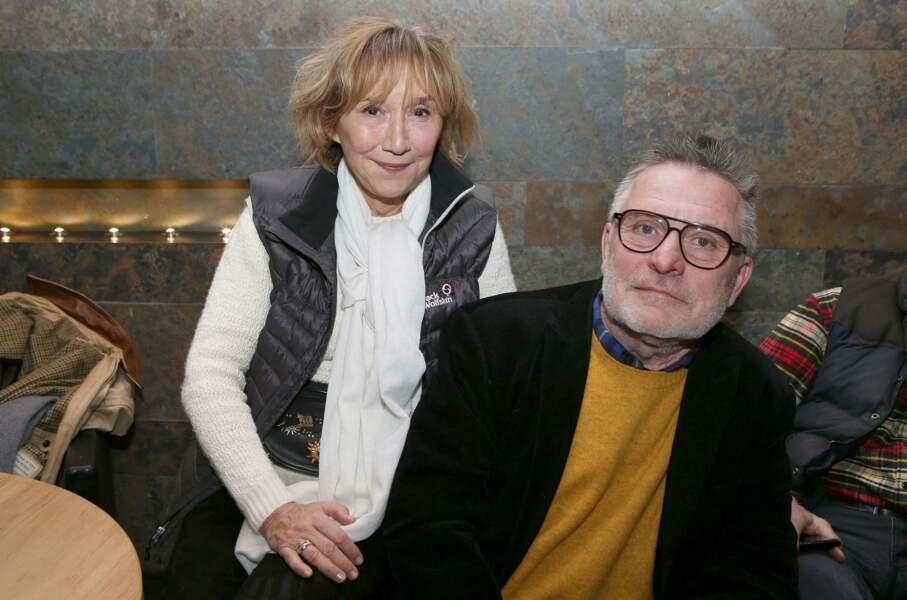 Marie-Anne Chazel et Bruno Moynot