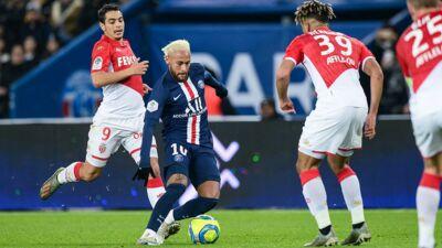 Programme TV Ligue 1 : à quelle heure et sur quelle chaîne suivre Monaco/PSG, Nîmes/Rennes et Amiens/Reims ?