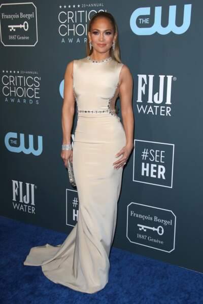 Jennifer Lopez était sublime, comme à son habitude