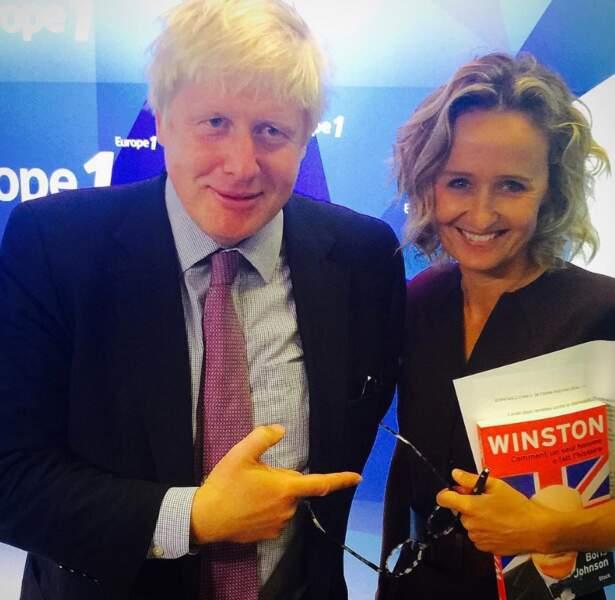 ou encore Boris Johnson. Excusez du peu!