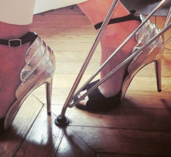 Jolies, les chaussures !