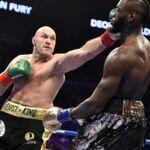 """Tyson Fury VS Deontay Wilder : """"Je vais lui arracher la tête du corps"""", """"botter le cul de ce fils de p***""""... Ça dérape entre les deux boxeurs ! (PHOTO)"""
