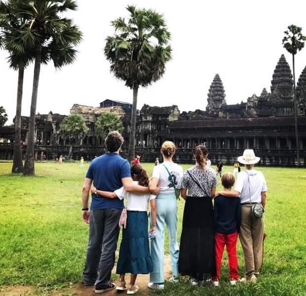 A Angkor…
