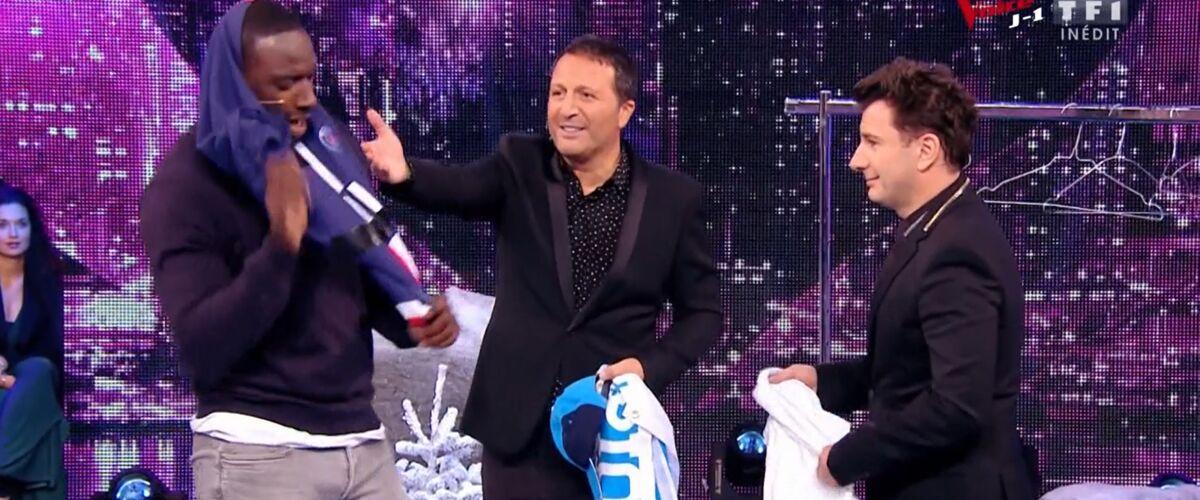 VTEP : Omar Sy obligé d'enfiler le maillot du PSG et Michaël Youn de l'OM, les internautes se régalent (VIDEO)