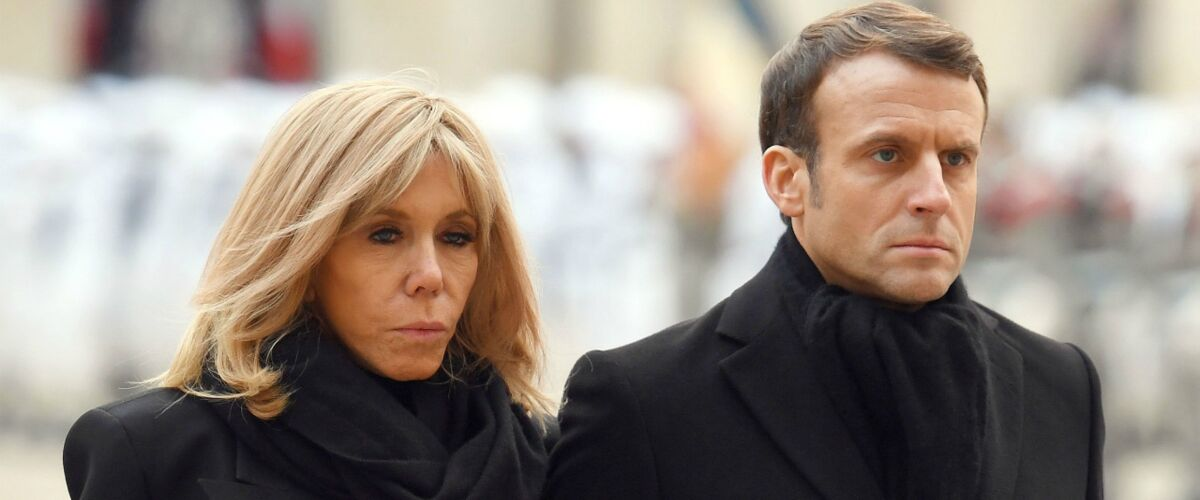 Brigitte et Emmanuel Macron : pris pour cible par des manifestants, le couple présidentiel exfiltré d'un théât
