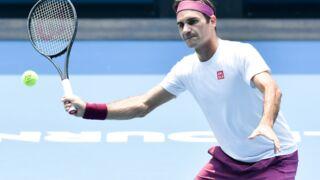 Avant l'Open d'Australie, Roger Federer joue à cache-cache (VIDEO)