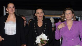 Camille Gottlieb, Louis et Pauline Ducruet avec leur mère, Stéphanie de Monaco, pour le Festival du cirque (PHOTOS)