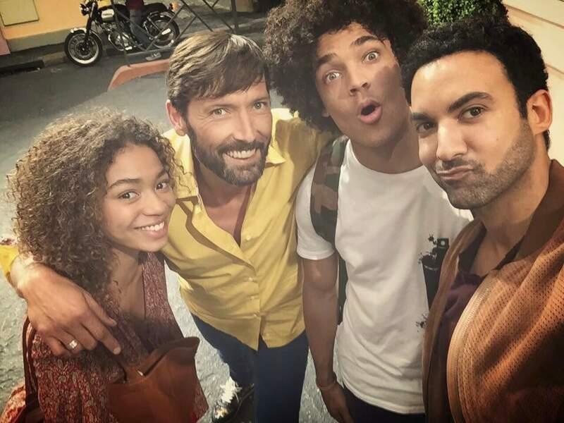 La famille Riva / Marci