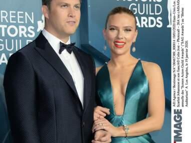 SAG Awards : Scarlett Johansson amoureuse, Jennifer Aniston au bord des larmes... Les meilleurs moment de la cérémonie