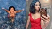 Instagram : Fabienne Carat nage en plein bonheur, Shy'm change de coiffure (PHOTOS)