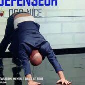 Frank Leboeuf : sa séquence improbable dans une drôle de position sur le plateau du Vestiaire ! (VIDEO)