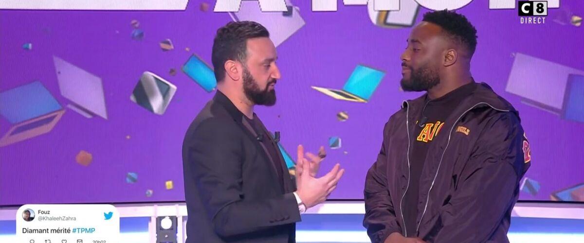 Cyril Hanouna fait une très étonnante proposition à son ami Gradur, le rappeur surpris (VIDEO)