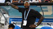 Djibril Cissé fait le show au défilé Jean Paul Gaultier... et finit torse nu ! (PHOTOS)
