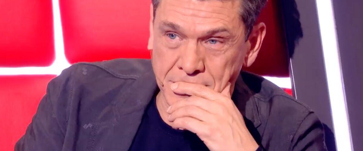 """Exclu. Marc Lavoine en larmes face à Louise dans The Voice : """"Elle a réveillé quelque chose en moi, je n'ai pa"""