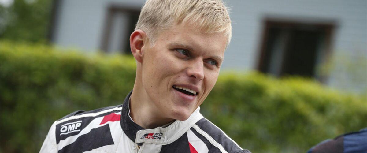 Rallye de Monte-Carlo : ce crash spectaculaire d'Ott Tänak fait froid dans le dos... le champion du monde s'en