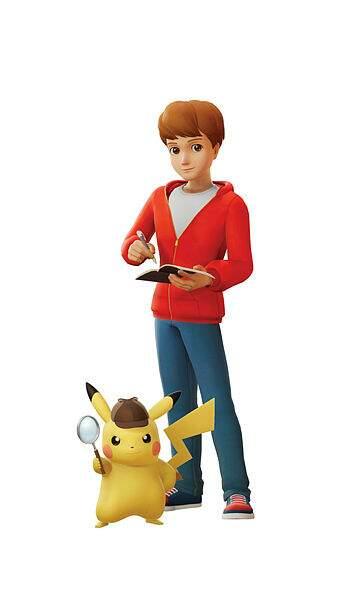 Tim Goodman recherche son père disparu, Harry Goodman, l'ancien partenaire de Pikachu