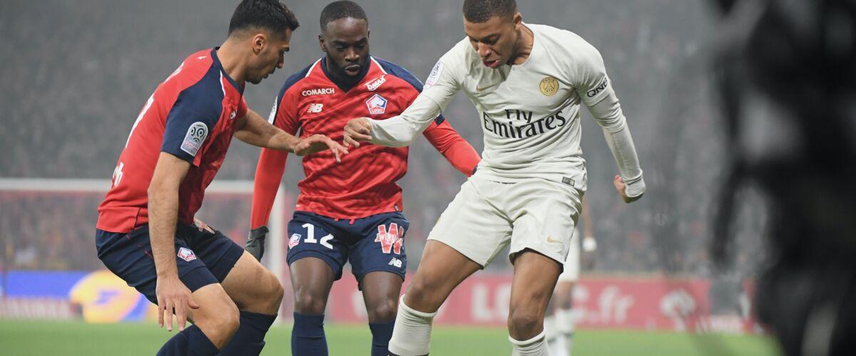 Jonathan Ikoné encense Kylian Mbappé et veut faire les Jeux Olympiques avec le Parisien