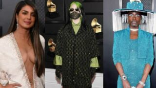 Priyanka Chopra, Billie Eilish... Les look sexy et extravagants du tapis rouge des Grammy Awards 2020 (PHOTOS)