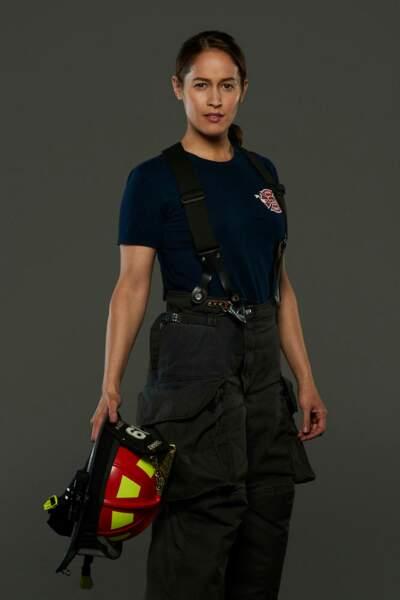 Si elle est habituée à éteindre les incendies dans Station 19, Andy allumera le feu qui est en vous pour une soirée unique