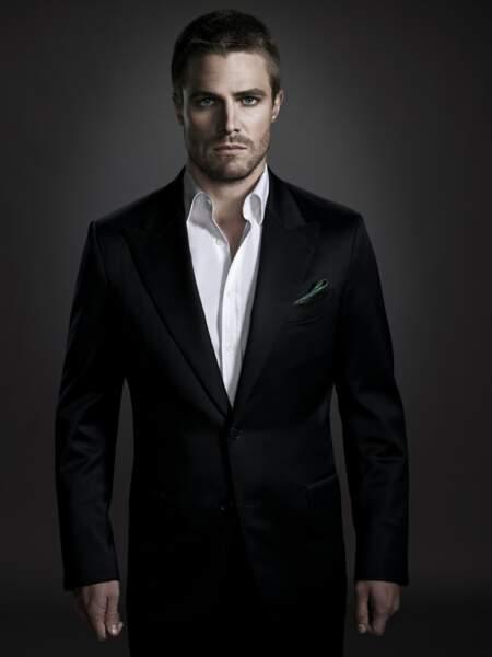 Peu importe les dangers, Oliver d'Arrow saura vous protéger