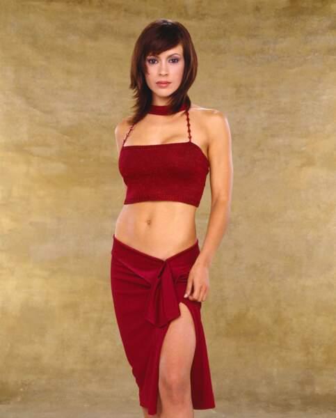 Grâce à Phoebe de Charmed, vous passerez une soirée magique et elle pourra même vous révéler votre avenir