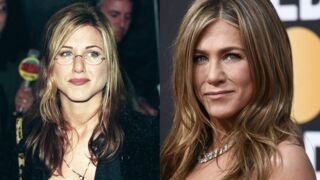Jennifer Aniston : ses drôles de transformations physiques ! (PHOTOS)