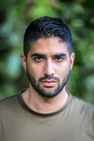 Ahmad, 30 ans, chef d'entreprise dans la restauration rapide