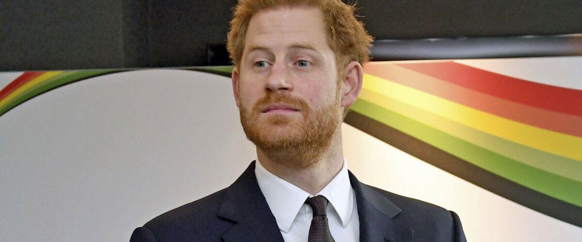 Le prince Harry à la recherche d'un job : cette pub dans le métro de Londres qui a fait rire les Britanniques