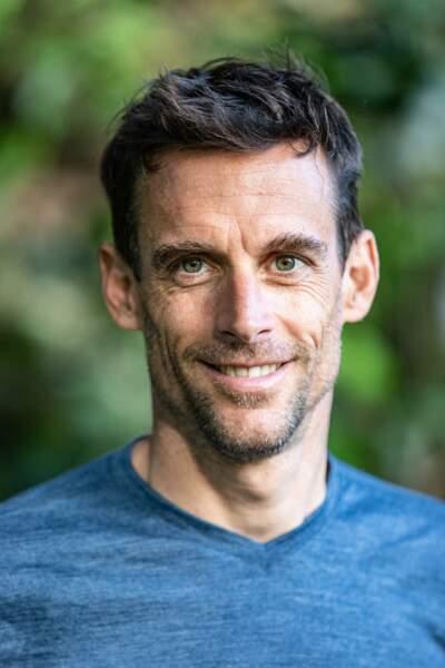 Benoît, 43 ans, est entrepreneur dans le secteur du café