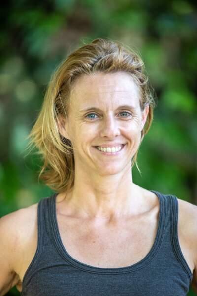 Alexandra, 46 ans est coach sportive