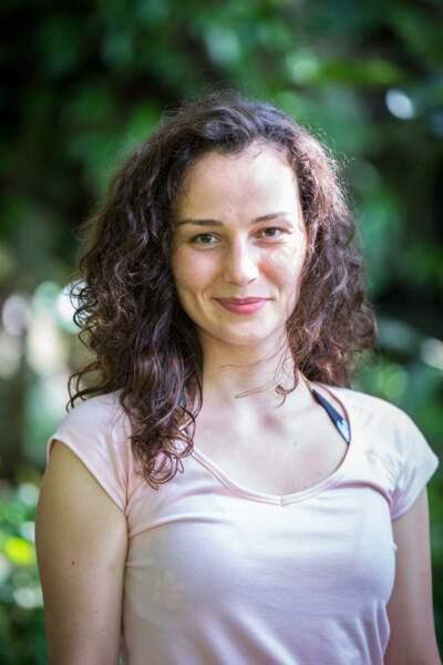 Claudia, 21 ans, étudiante en communication