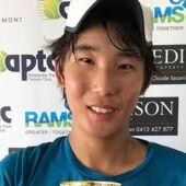 Kent Yamazaki, espoir du tennis australien, meurt sur un court à l'âge de 15 ans
