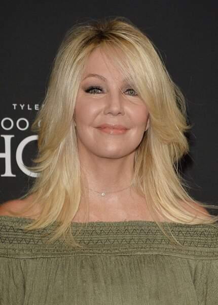 Son rôle marquant est celui d'Amanda dans Melrose Place. Ces dernières années, elle a fait les gros titres des journaux à cause de ses problèmes d'alcool.