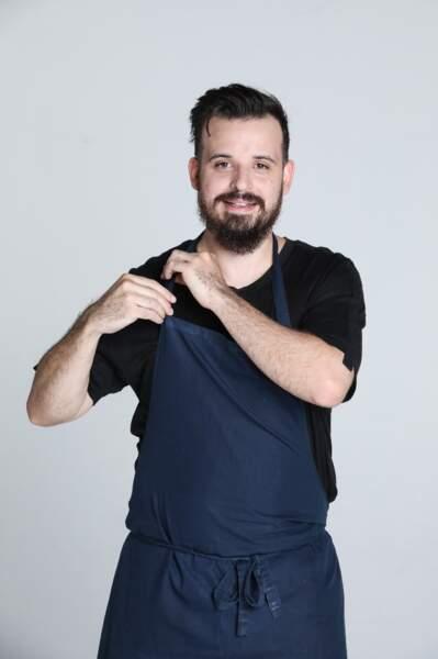 Adrien Cachot, 29 ans