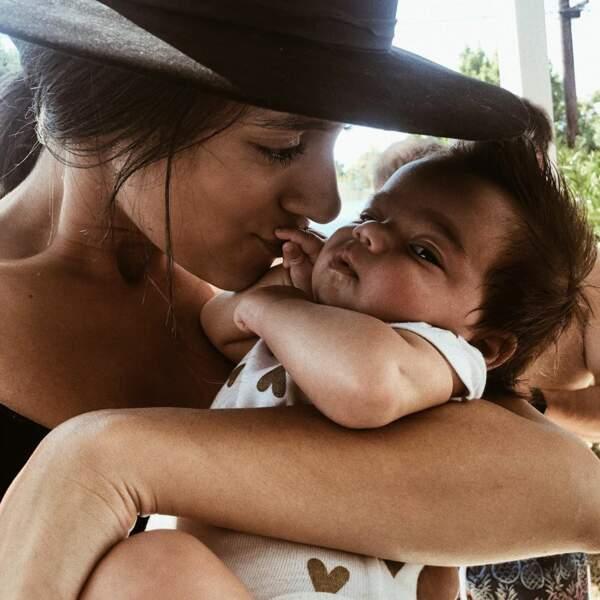 Pas encore maman, Laysla de Oliveira adore les enfants des autres