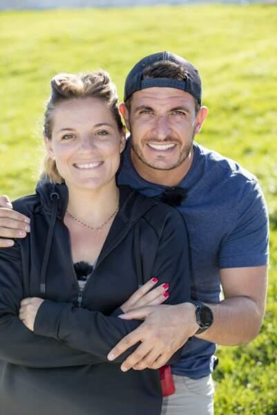 Julie et Denis, le couple corse (finalistes de la saison 9)