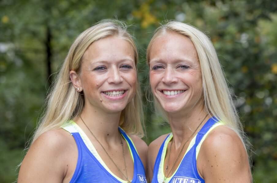 Pauline et Aurélie, les soeurs lilloises  (finalistes de la saison 3)