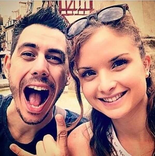 Benoit (MAPR 1) est en couple avec Anaïs qu'il a rencontrée sur Snapchat