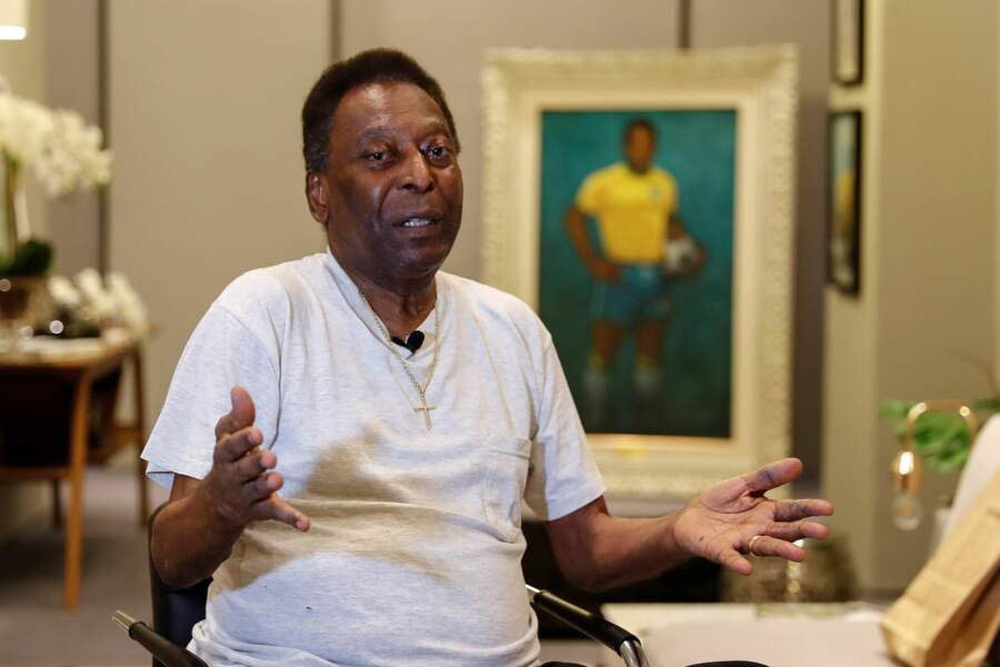 Pelé (ex-Santos) est l'ambassadeur pour l'ONU et l'UNESCO à l'Éducation, l'Écologie et l'Environnement