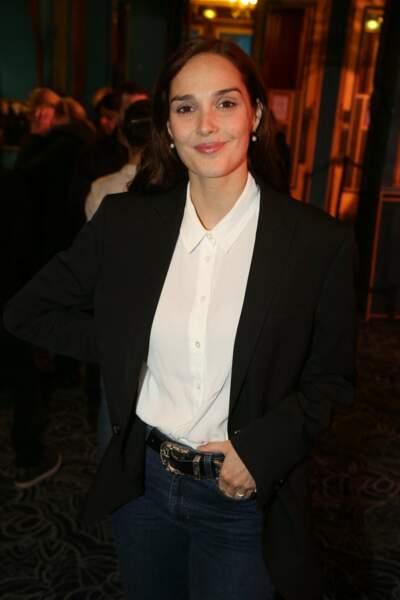 La comédienne Camille Lou