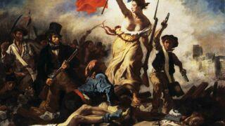 La Liberté guidant le peuple d'Eugène Delacroix : les dessous d'une toile scandaleuse