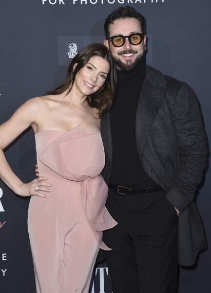 Ashley Greene et son époux Paul Khoury