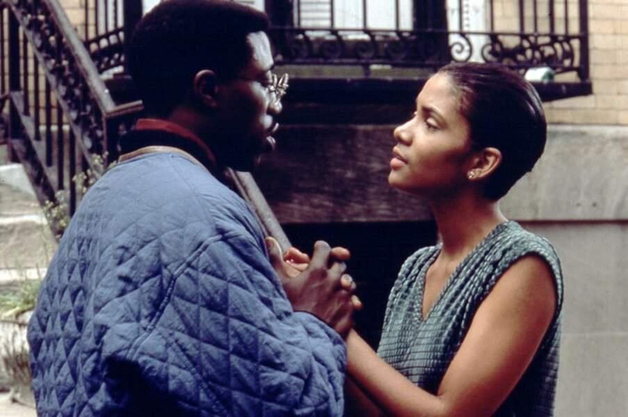 Ses débuts au cinéma en 1991 dans Jungle Fever