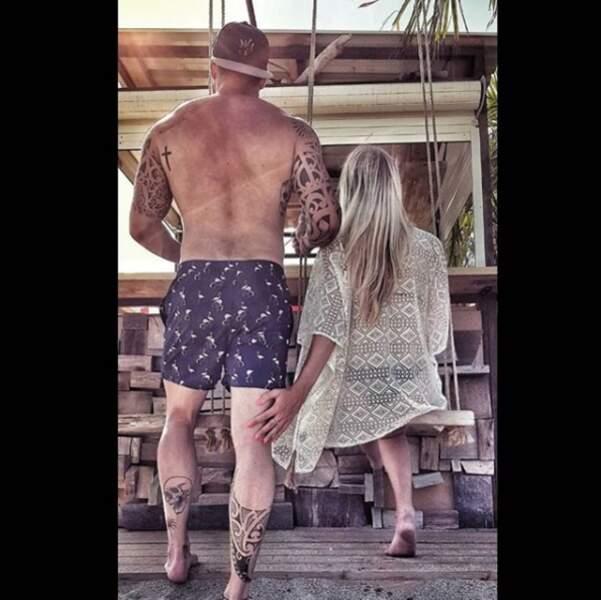 Florian (MAPR 3) a retrouvé l'amour auprès d'une jolie blonde qui préfère garder son anonymat
