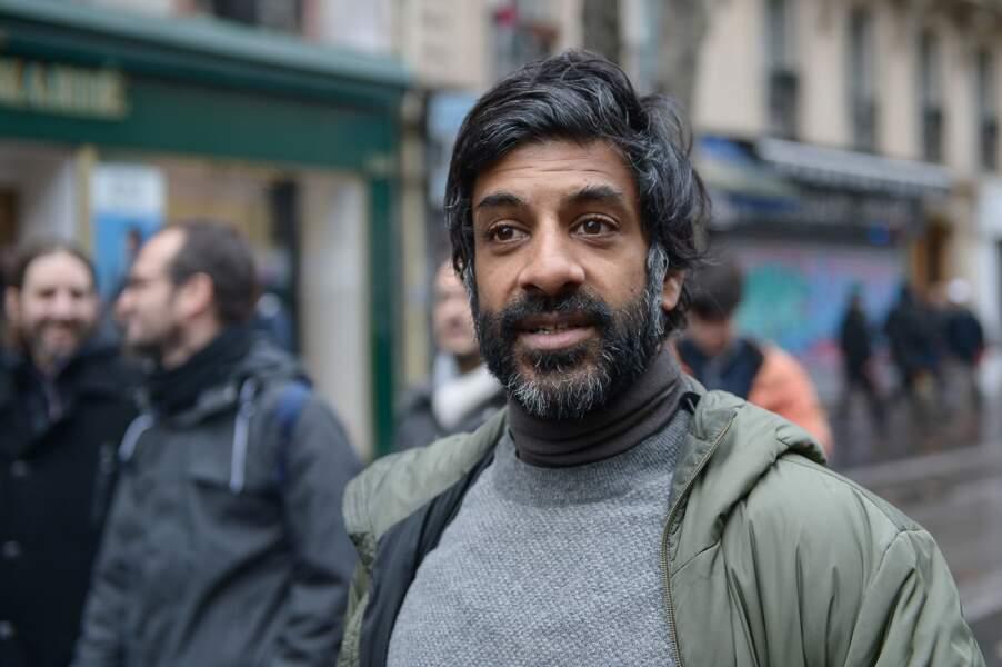 Vikash Dhorasoo (ex-PSG) est candidat France Insoumise à Paris