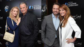 Patrick Duffy méconnaissable, Jason Priestley et Jane Seymour très proches… Les stars s'éclatent pour les 60 ans du Festival de Télévision de Monte-Carlo (PHOTOS)