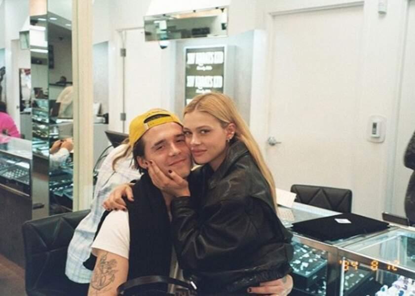Brooklyn Beckham et Nicola Peltz se sont rencontrés en octobre 2019
