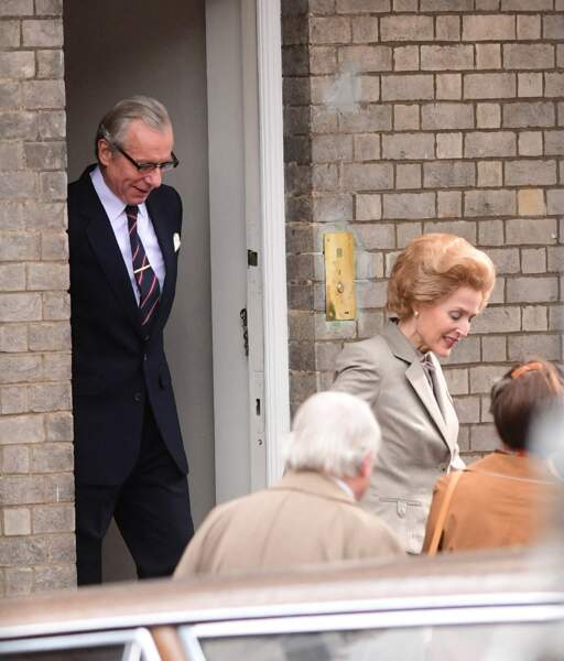 La série The Crown tournait des scènes de la saison 4 à Londres fin janvier 2020