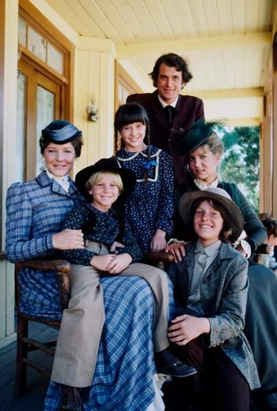 Le public a découvert la bouille de Shannen Doherty dans La Petite Maison dans la prairie